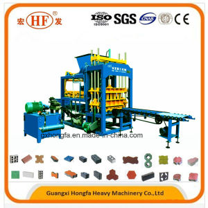Qt5-15 Class B Engineering Brick Block Making Machine with Price pictures & photos