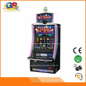 Largest Top Metal Taiwan Slot Best Slot Cabinet for Gaming PC Machine Games Manufacturers pictures & photos