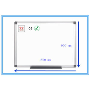Steel Framed Magnetic Whiteboard for Wholesales Notice Board Writting Board pictures & photos