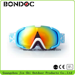 Good View Ultraviolet-Proof Ski Goggles pictures & photos