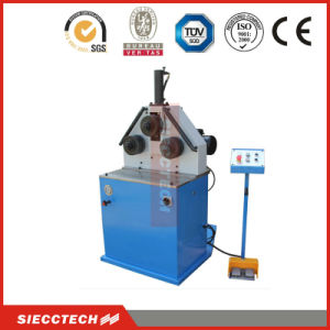 Hydraulic Metal Section Round Bending Machine (HRBM40HV) pictures & photos