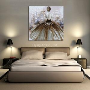 Aluminum Base Portrait Oil Painting of Reproduction pictures & photos