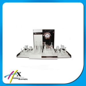Fashion Wooden Wrist Watch Display Stand Set for Popular Watches pictures & photos