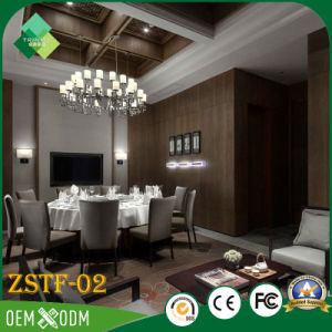 India Style Modern Solid Wood Hotel Bedroom Furniture (ZSTF-02) pictures & photos