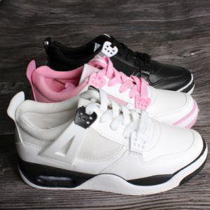 2017 New Style Women Sport Shoes Kpu Mix pictures & photos