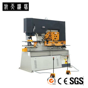 Hangli Brand Metal Sheet Punching, Shearing and Notching Ironworker Q35Y-23 pictures & photos
