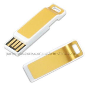 LED Waterproof Crystal USB Thumb Drive with Customized Logo (759) pictures & photos