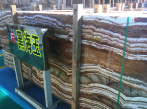 Imported Black Jade Wall Stone Marble White Vein for The Wholesale Price pictures & photos