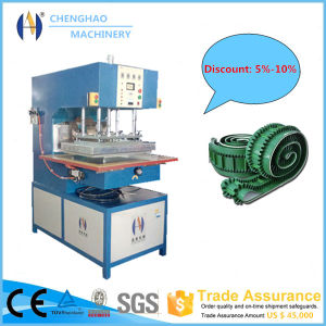 CH-15kw-Pb Plastic Welding Machine for PVC PU Conveyor, Profile, Sidewall, Teadmill pictures & photos