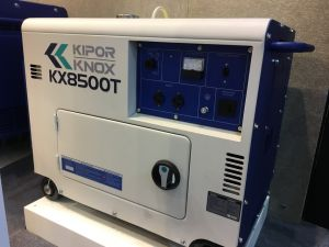 Kipor 6kw Diesel Portable Silent Generator Set Kx8500t with Kipor Engine pictures & photos