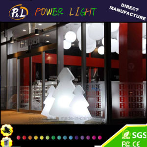 RGB Color Changing LED Modern Christmas Decor pictures & photos