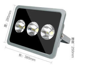Hot Sale 150W White LED Spotlamp/LED Plaza Light/Lawn Light/Square Light/Warehouse Light/Hotel Light/Park Light/Garden Light LED Flood Light pictures & photos