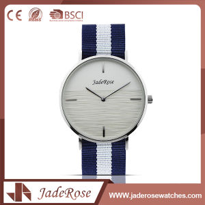 Blue and White Wrist Ladies Quartz Watch pictures & photos