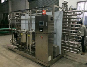 Auto Bottle Filling Machine for Juice Milk Packing Machine pictures & photos