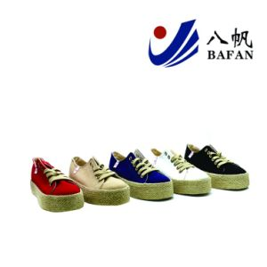 Fashion Casual Canvas Shoes Bf1701600 pictures & photos
