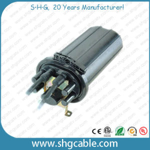 240 Splices Heat Shrink Fiber Optic Splice Closure (FOSC-D08) pictures & photos