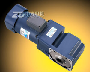 AC Right Angle Gear Motor--Spiral Bevel Angel(5GU 50RC) pictures & photos