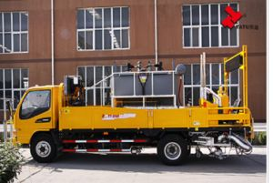 New Tt-Q90-R/Zg2400 Thermoplastic Screeding Marking Truck (truck type) for Sale pictures & photos