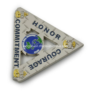 Custom Prainted or Soft Enamel Competition Medals pictures & photos