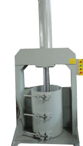 Drum Silicon Sealant Adhesive Hydraulic Press pictures & photos