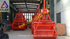 Single Rope mechanical Clamshell Grab pictures & photos