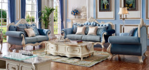 New Wooden Home Furniture Classical Style Bedroom Furniture (9023) pictures & photos