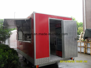 Commercial Ice Cream Trailer pictures & photos