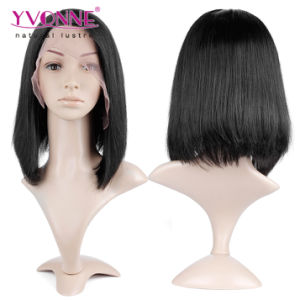 180% Density Straight Brazilian Full Lace Wig pictures & photos