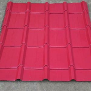 Glazed Tile Roof Panel Roll Forming Machine pictures & photos