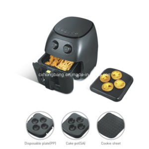 Large Capacity Electrical Air Fryer Without Oil and Fat (HB-806) pictures & photos