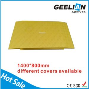 Steel Retainer Plastic Road Safety Trench Cover pictures & photos