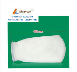 Needle Felt for Liquid Filtration / Polyester Liquid Filter Bag pictures & photos