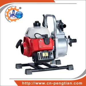 Gasoline Water Pump Wp10A High Pressure pictures & photos