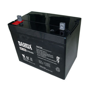 12V 70ah Deep Cycle Solar Battery for Solar Systems pictures & photos