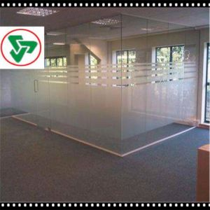 6mm 8mm Ultra Acid Etched Tempered Furniture Glass pictures & photos
