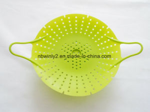 Silicone Strainer Kitchen Tools pictures & photos