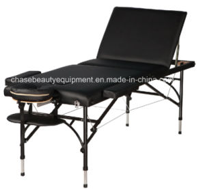 Black Portable Facial Bed for Sale pictures & photos