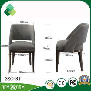 Italian Style Chair for Dining Room in Beech (ZSC-81) pictures & photos
