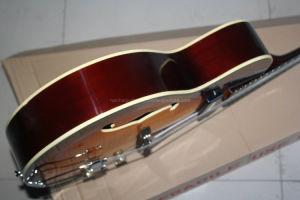 Hanhai Music / Tobacco Sunburst Style Electric Guitar (ES-335) pictures & photos