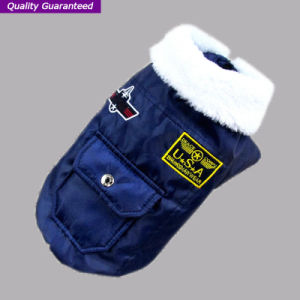 Classic Fleece Pet Product Winter Coat Dog Clothes pictures & photos
