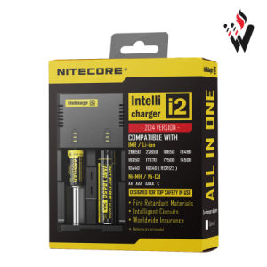 E-Cigarette Nitecore New I2 Battery Charger Wholesale