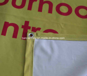 Shiny Full Color Polyester Fabric Banners (SS-SF-87) pictures & photos