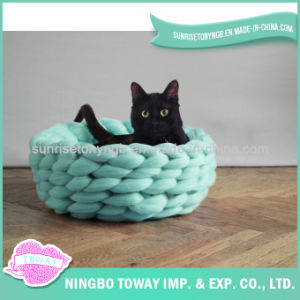 High Quality Soft Cat House Pet Dog Bed pictures & photos