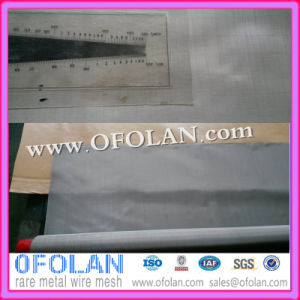 Quality Nickel Wire Netting Stock 150 Mesh/Inch pictures & photos