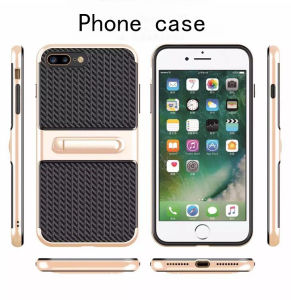 New Arriva Verus Traveler Phone Case iPhone 6s 2 in 1 Kickktand for iPhone 6plus 7 7plus Mobile Back Cover Shell Protector Shockproof (XSEH-042)