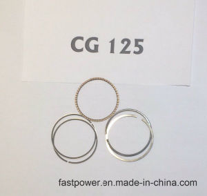 Motorcycle Spare Parts Piston Ring for Cg125 pictures & photos