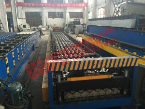 Big Corraguated Roll Foaming Machine pictures & photos