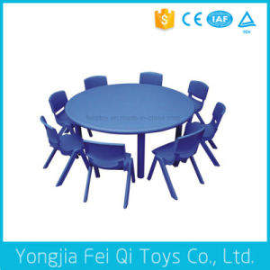 Educational Equipment-Plastic Round Table for Kid pictures & photos