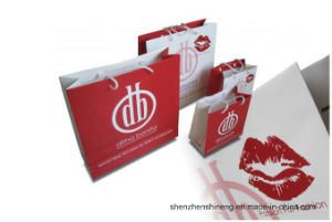 Water-Proof Paper Bag ---- Stone Paper Rich (RBD-250um) Mineral Paper Double Coated pictures & photos