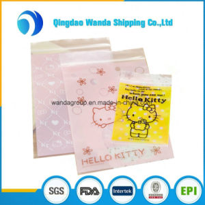 Pink Color Antistatic LDPE Ziplock Bag pictures & photos